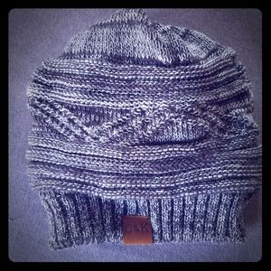 Two piece winter hat - C&K  and Minky
